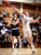 Soquel High's Tucker Wiget drives toward the basket with Mitty defense on his heels to score during the second quarter of the Central Coast Section boys basketball quarterfinals at Piedmont Hills High in San Jose, Calif. on Friday, Feb. 22, 2013. (Kevin Johnson/Sentinel)