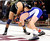 Aptos High wrestler Ramon Zacarias dominated his opponent in the 120-pound bracket of the Central Coast Section Wrestling Tournament at Independence High in San Jose, Calif., on Friday, Feb. 23, 2013. (Kevin Johnson/Sentinel)