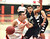 Los Gatos High's Tyler Gomes (3) looks to score in the first round of the Central Coast Section Division II playoffs vs. Pajaro Valley at Los Gatos High on Feb. 19, 2013. Los Gatos won 61-35. (Cathy Cowden/for SVCN)