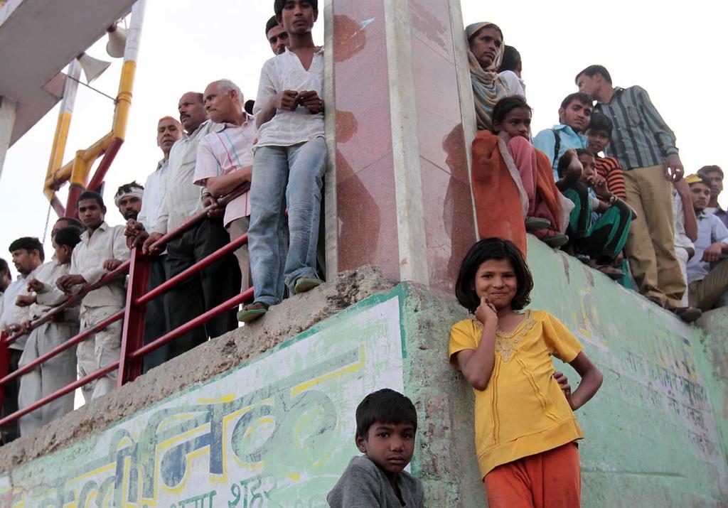 . Ganges River, India. Shmuel Thaler/Sentinel