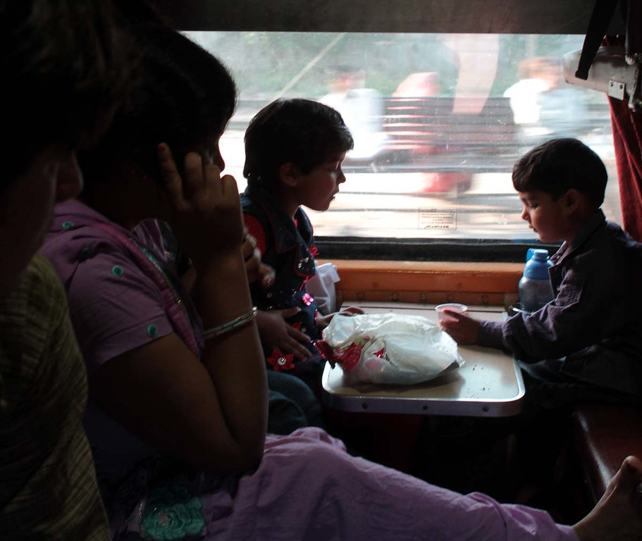 . Photo from Mount Madonna School\'s India trip.Shmuel Thaler/Sentinel