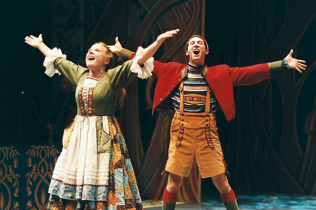 """. A shot from Shakespeare Santa Cruz\'s production of \""""Gretel and Hansel: (R.R. Jones/Contributed)"""